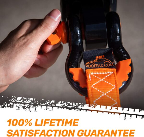 RoofPax Combo Premium Towing Accessory for Vehicle Recovery
