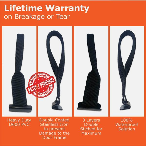 Cargo Tie Down Hooks life time warranty
