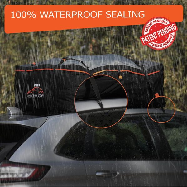 100% waterproof sealing