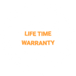 At RoofPax you get life time warranty on some products